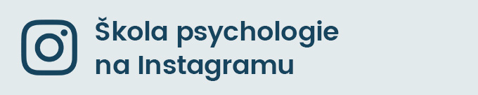 Instagram Škola psychologie